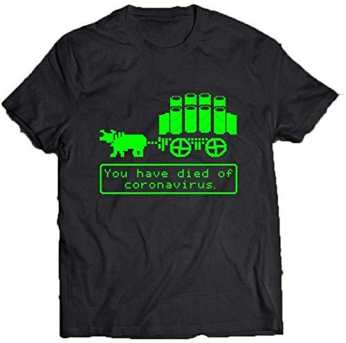 Oregon Trail Cor-o-navir-us Pandemic Black Shirts Hoodie Tank Sweat Shirts Birthday Gift Idea