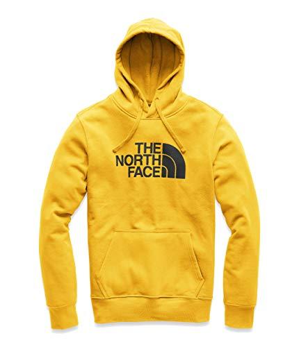 The North Face Men's Half Dome Pullover Hoodie, TNF Yellow/TNF Black, XL