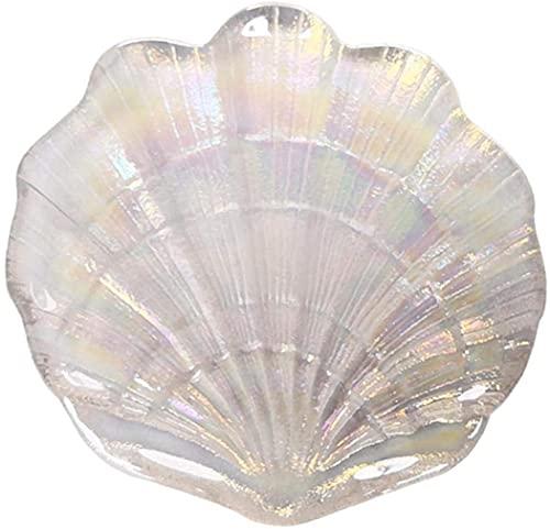 Regalos para mujeres-Bandejas de joyería de cristal anillo plato bandeja de joyería titular de la decoración del hogar adornos cajas-fotografía foto Prop