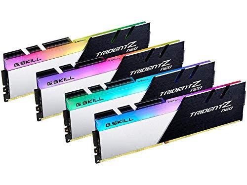 G.Skill F4-3600C16Q-64Gtzn - Memoria RAM de 64 GB (DIMM, DDR4-3600)