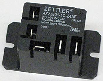 PR1931 Heater Relay for Nordyne 621931 Gibson Miller Maytag Intertherm
