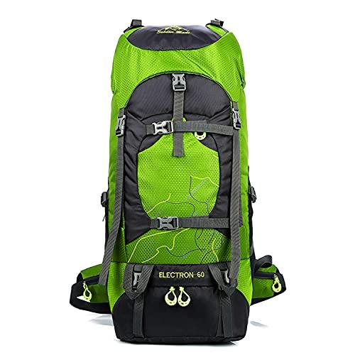 Freiesoldaten Camping Backpack 60L Large Rucksack Waterproof Breathable Mountaineering...