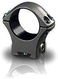 Sako Optilock Ringmounts - 30mm Low, Black S1701904