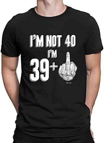 buzz shirts 40 Cumpleaños Regalo - No Soy 40 Gracioso Dedo Medio