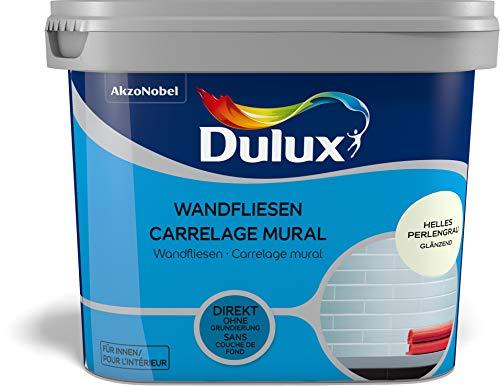 DX SAT - Pintura para azulejos (750 ml), color gris perla
