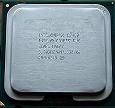 Intel Core 2 Duo E8400 3.0GHz 1066MHz 3MB Socket 775 Dual-Core CPU