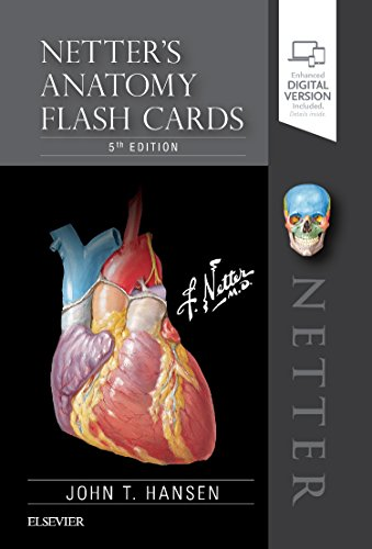 Netter's Anatomy Flash Cards (Netter Basic Science)