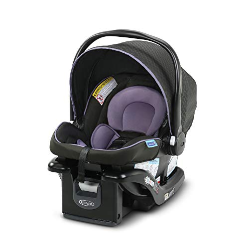 Check Out This Graco SnugRide 35 Lite LX Infant Car Seat, Studio