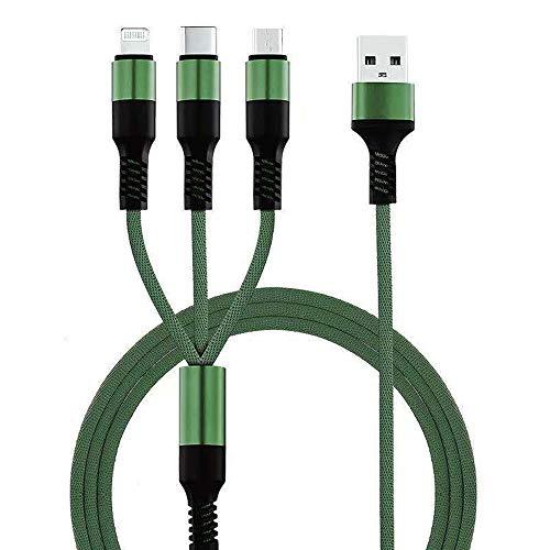 Anyutai Cable de sincronización de datos cargador cable línea de carga micro USB adaptador fuente de alimentación
