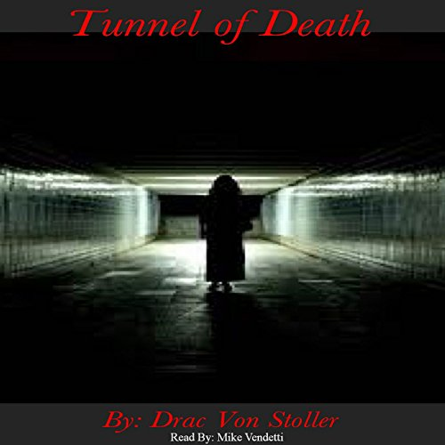 Tunnel of Death audiobook cover art