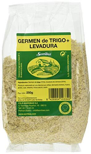 Biográ Germen Trigo+Levadura 250 Gr 250 Gramos Biográ 300