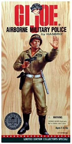 GI Joe Airborne Military Police by G. I. Joe
