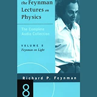 The Feynman Lectures on Physics: Volume 8, Feynman on Light cover art
