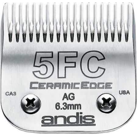 Andis CeramicEdge Clipper Blade Size 5FC