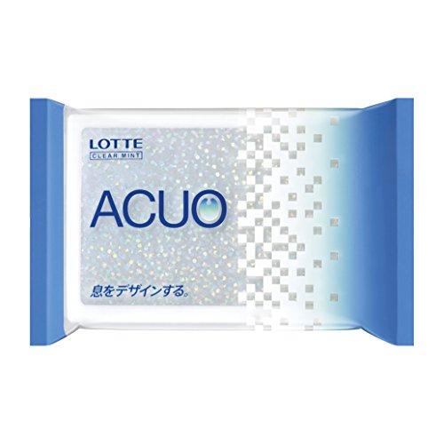 ロッテ ACUOタブレット<クリアミント> 50粒×10個