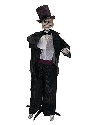 Monstre Halloween avec LED Charlie 160cm