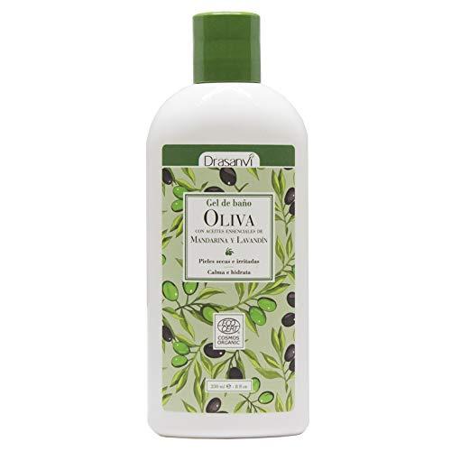 Drasanvi Gel Baño Aceite Oliva Ecocert Bio - 250 ml
