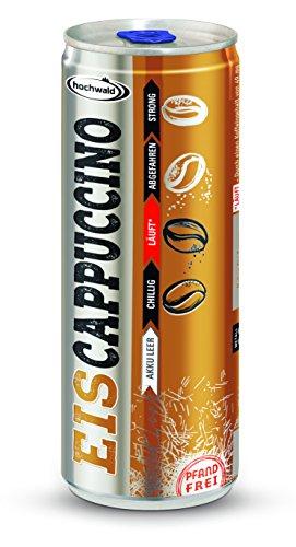 Hochwald EisCappuccino   Cappuccino   24 Dosen x 0,25 ltr. MHD 12/18