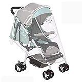 XIAOTING 赤ちゃんにはザ・雨、風と雪と旅行のためのベビーカーのためのユニバーサル・レインカバー、PVCフリー、ノーフタル酸エステル類及びませんPVCと無臭、 (Color : U-shaped zipper gray)