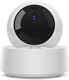 SONOFF GK-200MP2-B Cámara de Seguridad inalámbrica Wi-Fi con resolución excepcional Full HD 1080P y ángulos de monitoreo a...