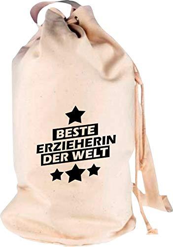 Shirtstown Sac à dos avec logo Inscription en allemand \