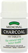 Best bragg's medicinal charcoal 100 tablets Reviews