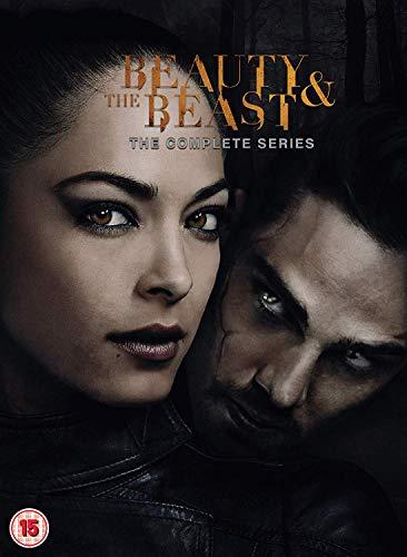Beauty And The Beast Season 1-4 Set - 2018 Rerelease (20 Dvd) [Edizione: Regno Unito]