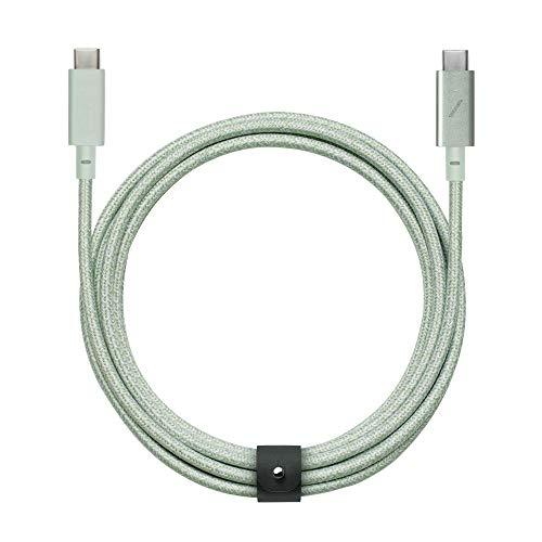 Native Union Cable Belt Tipo-C Pro USB-C a USB-C - 2,4m Cable...