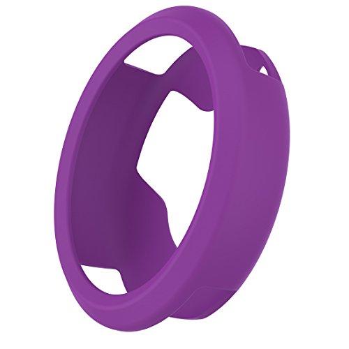 AWADUO Protettiva in Silicone per Garmin Vivomove HR Hybrid Smartwatch, Morbido e Durevole