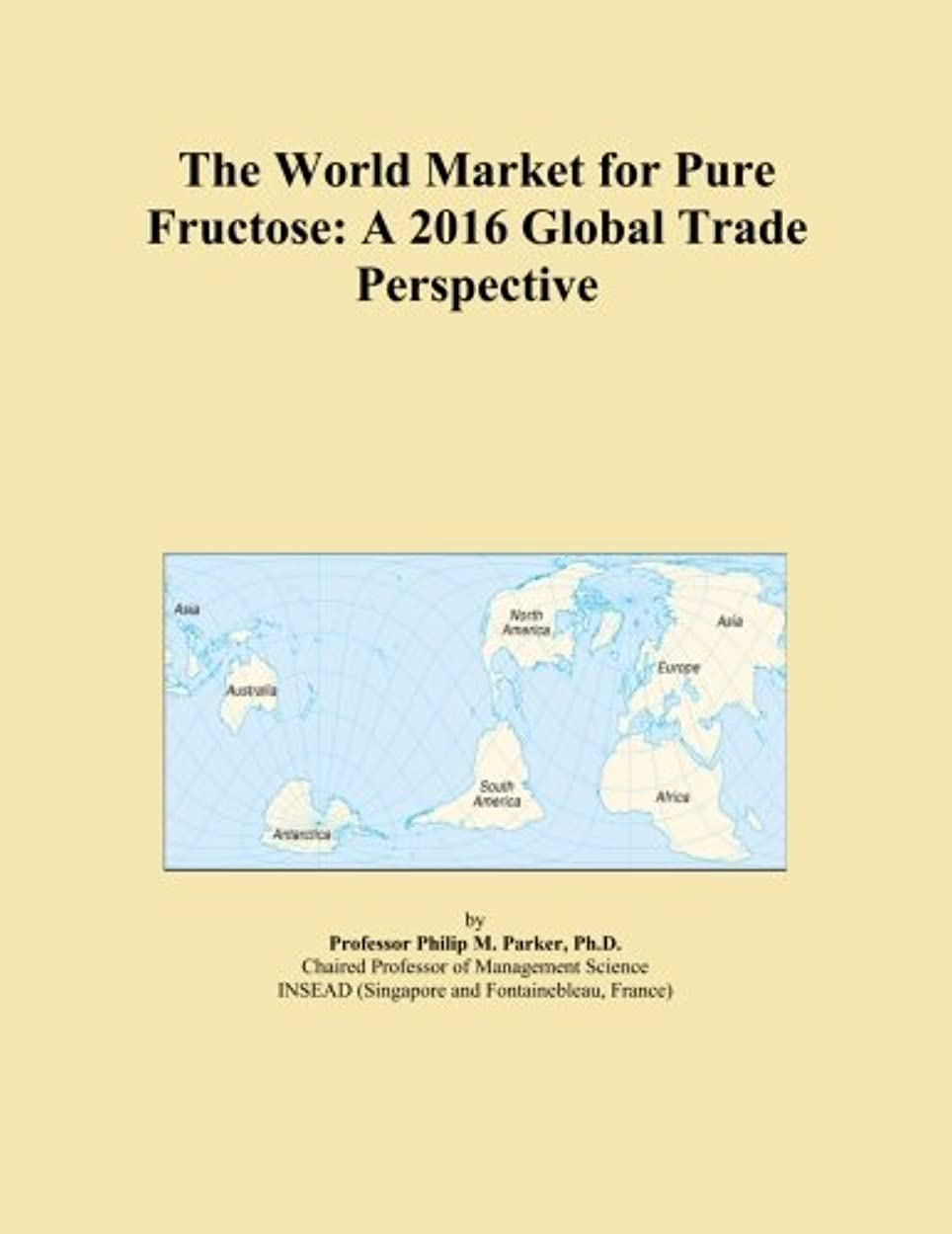 メールドット構造的The World Market for Pure Fructose: A 2016 Global Trade Perspective
