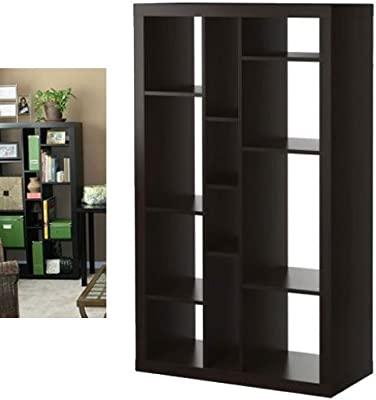 Super Amazon Com Ikea Kallax Bookcase Room Divider Cube Display Download Free Architecture Designs Intelgarnamadebymaigaardcom