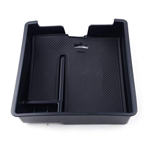 YJLLOVE YANGJIAOLIAN ABS Center Consola ARMANTES ARMANTE Caja DE Almacenamiento BANTENERA Organizador FIT para Cadillac ATS 2014-2017