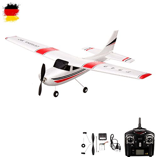 Wltoys F949 2,4 G 3Ch RC Flugzeug Fixed Wing Flugzeug Outdoor Spielzeug