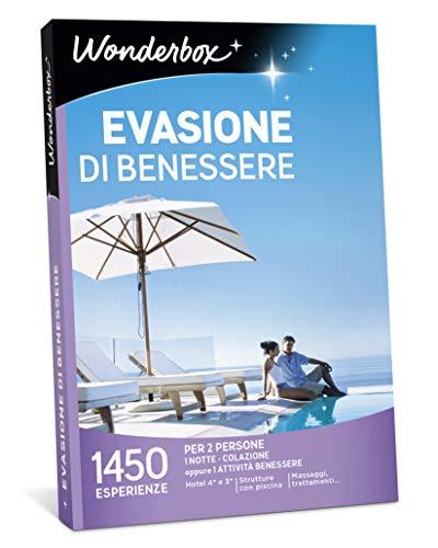 Wonderbox Cofanetto Regalo per Coppia - EVASIONE di...