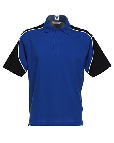 FORMULA RACING - Polo - Homme - - Royal/Black/White - Large