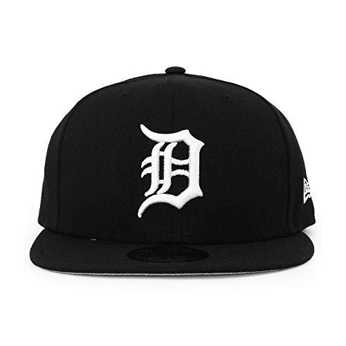 (ニューエラ) 59FIFTY デトロイト タイガース 【MLB TEAM-BASIC FITTED CAP】 NEW ERA DETROIT TIGERS FITTED CAP メジャーリーグ 大リーグ 帽子 (7(約55.8cm)) [並行輸入品]