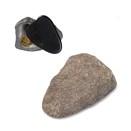 Lucky Line Faux Rock Key Cash Hider, (90601)