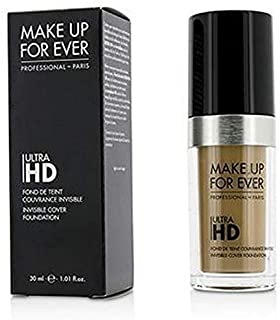 Make Up For Ever Ultra HD Foundation - 30 ml, 125 - Y315 Sand