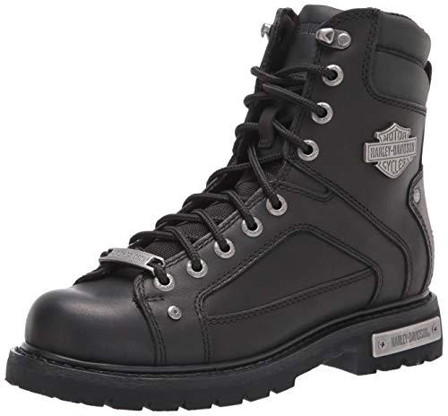 Harley-Davidson Men's Abercorn Motorcycle Boot, Black, 12 M US