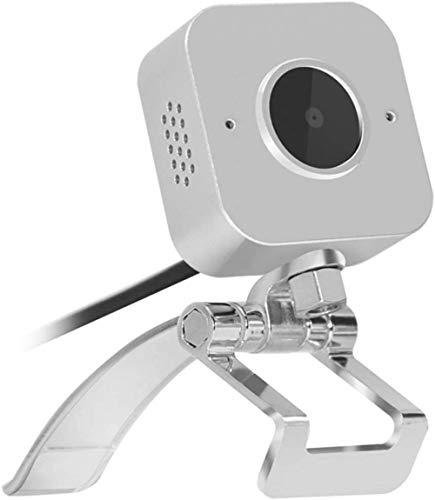 Full HD webcam USB-camera met microfoon Webcam Clip-on Instelbare slimme autofocus voor videobellen en opnemen voor desktop of laptop Zwart