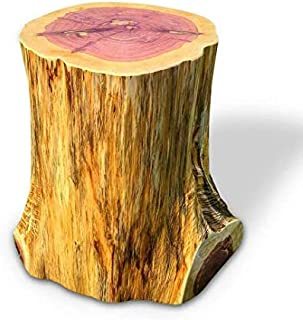 Knaughty Log Co Tree Stump Side Table | We Plant a Tree for Every Stump Sold | 12