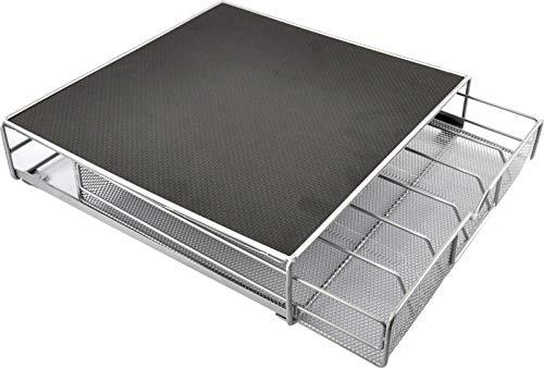 Kabalo Soporte para cajón de la máquina de cápsulas de café y Soporte de Almacenamiento de cápsulas Nespresso Dolce Gusto