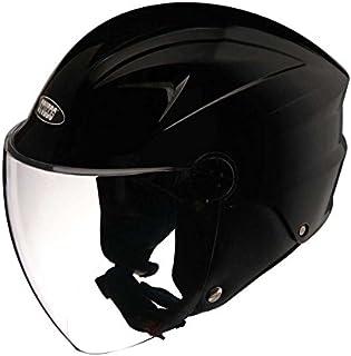 STUDDS Dude Unisex Adult Helmet, Large (Black)