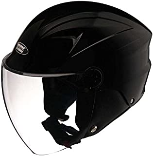 STUDDS Dude Unisex Adult Helmet, Large (Black)