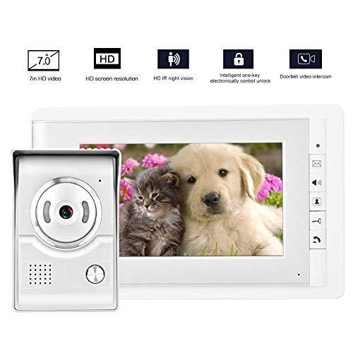 Videoportero Inteligente Sonew 7 Pulgadas TFT LCD