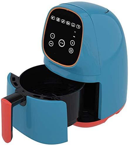 SHBV Friggitrice ad Aria Senza Olio da 2 2 Litri Mini Forno con friggitrice a trucioli con più preimpostazioni di Cottura Cottura al Forno e griglia Timer da 30 Minuti per Gli osservatori del