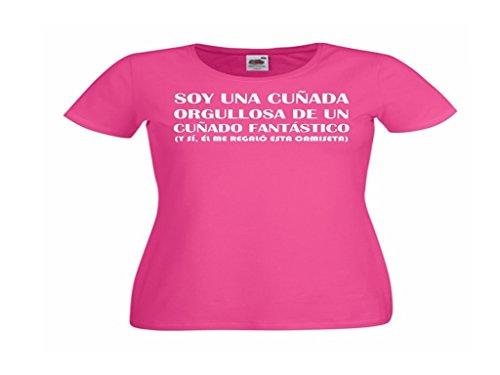 Camisetas divertidas Child cuñada...