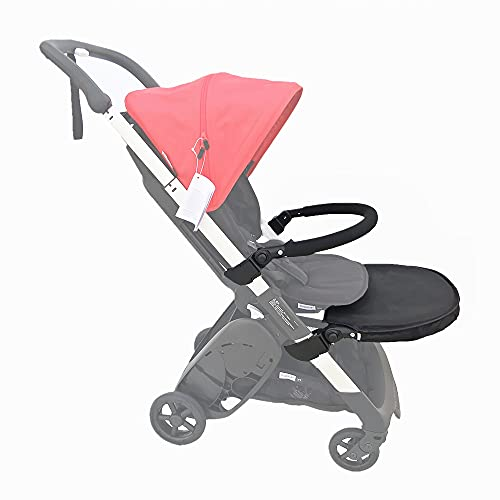 Baby Stroller Accessories Armrest Bumper and Leg Rest Board for Bugaboo ANT Stroller Footboard (Foot Rest)