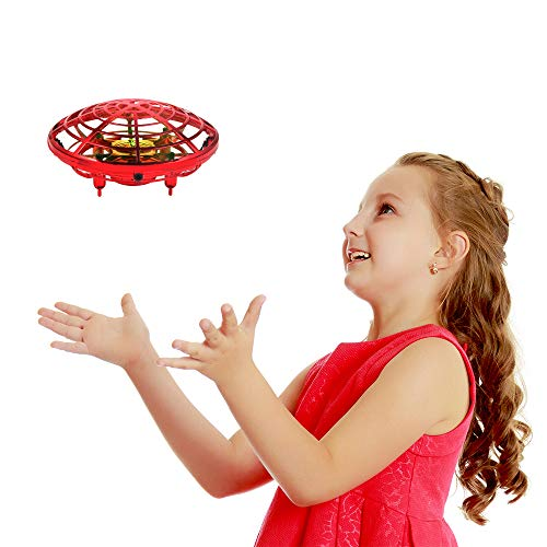 OMWay Toys for 4-5 Year Old Boys, Kids Drone Gifts for 4 5 6 7 8 Year Old Boys, Flying Toys for Girls Toddlers Outdoor ,Christmas Birthday Gifts Ideas.