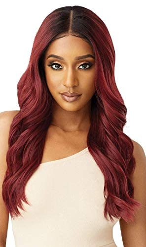 Premium Swiss Lace Front Wig Melted Hairline NATALIA Ear-to-Ear Soft Lace (DR4/GDNAM)
